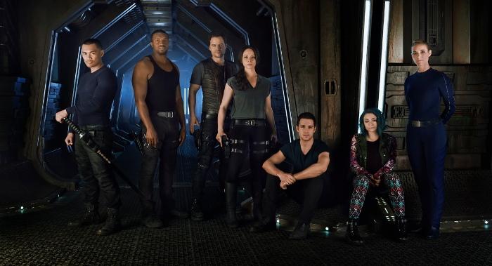 Dark Matter Le migliori serie tv di fantascienza