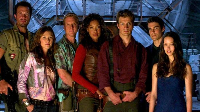 Firefly- Classifica delle migliori serie tv di fantascienza