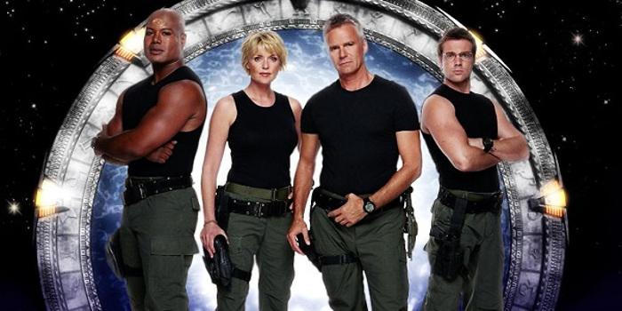 Migliori serie tv di fantascienza - Stargate SG 1