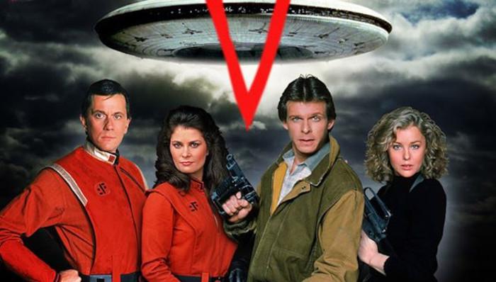 Visitors Tutte le migliori serie tv di fantascienza