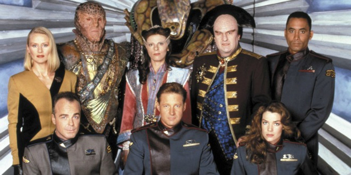 babylon-5 Top 25 migliori serie tv di fantascienza