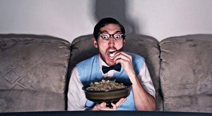 binge watching
